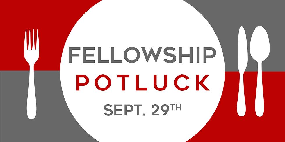 Fellowship Potluck