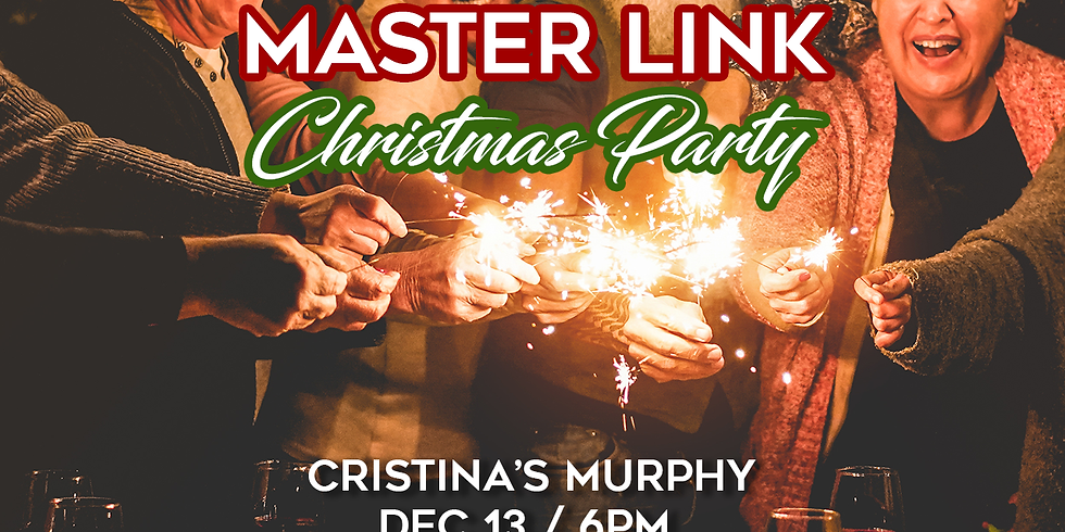 Master Link Christmas Party