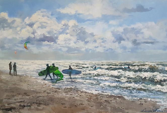 North Sea Surfers III