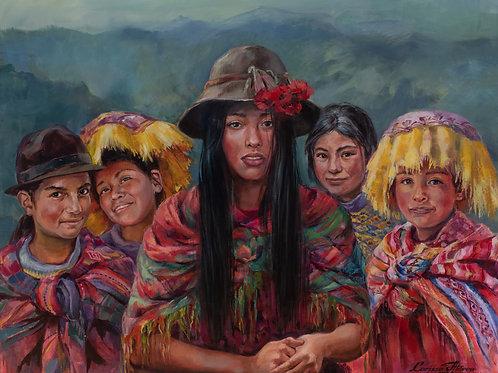 Peruvian Girls