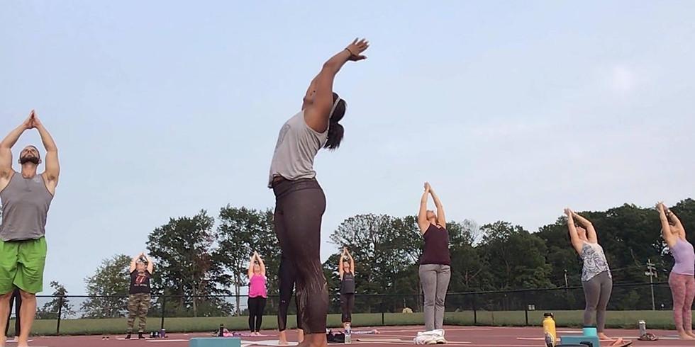 Free Community Yoga Class & Brunch