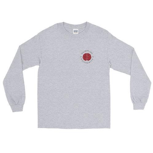 Brainwash U Orientation Men's Long Sleeve Shirt