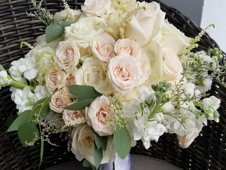 5 Tips for Creating the Perfect Bridal Bouquet