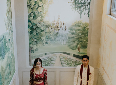 Jiny & Ben - Estate Wedding