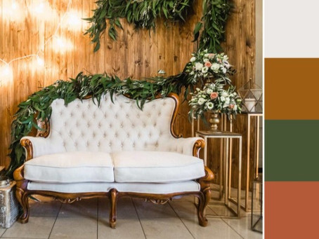 Wedding Color Combinations we know you'll Love