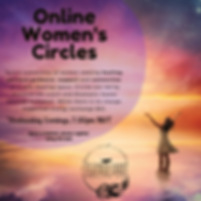 Link Incluided IG Online Women's Circle