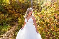 Edmontn Bridal Makeup Hairstyle
