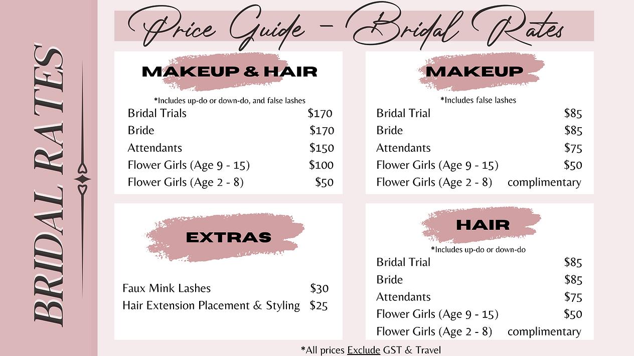 Edmonton Makeup Artist Hairstylist