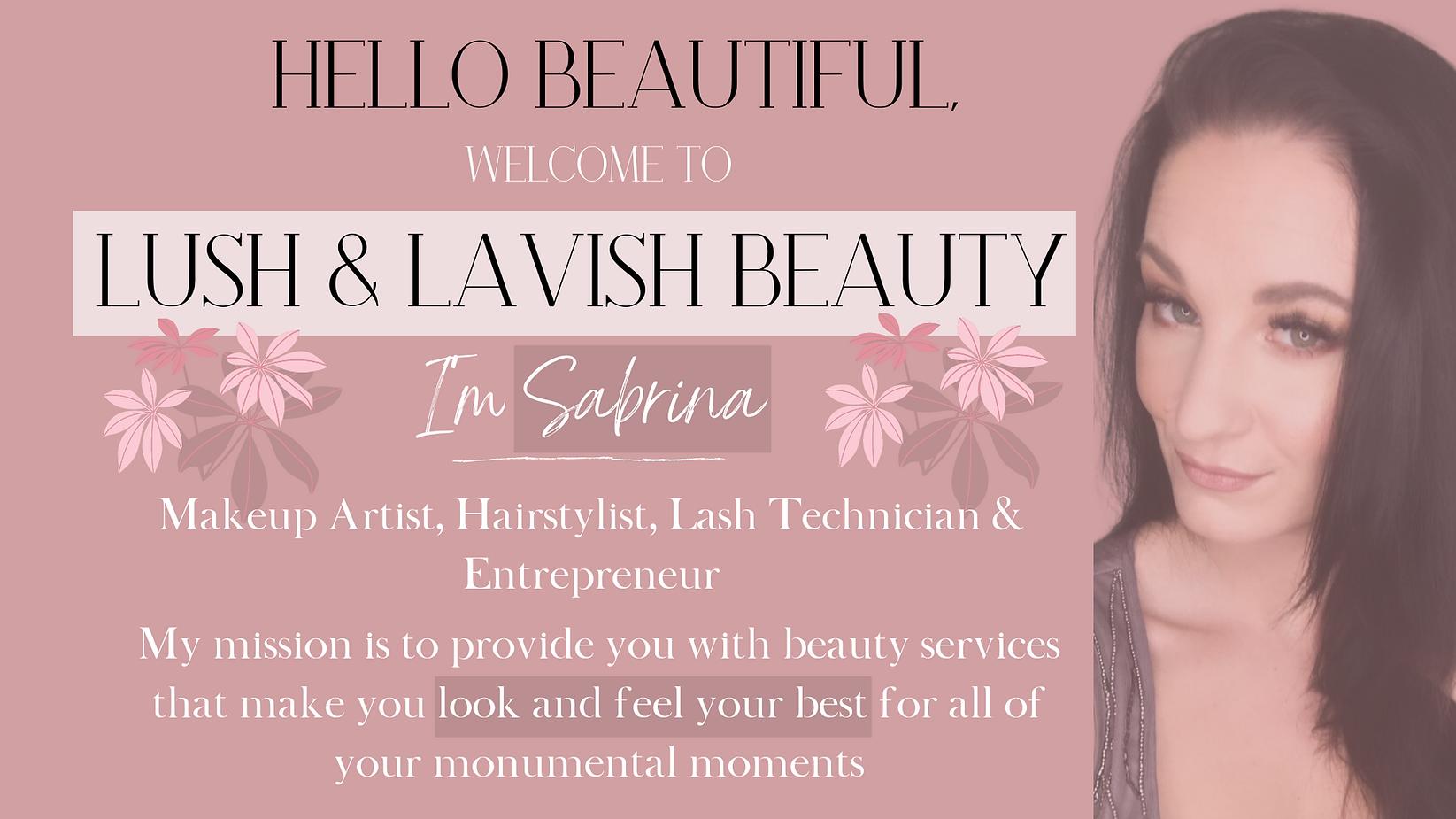 Edmonton Makeup Artist Hairstylist Lash Technician