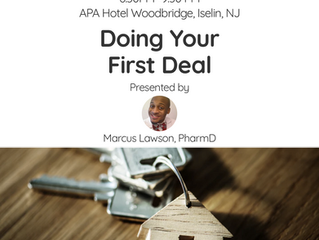 Doing Your First Deal by Marcus Lawson