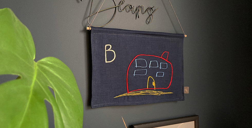 'Home' Wall Hanging