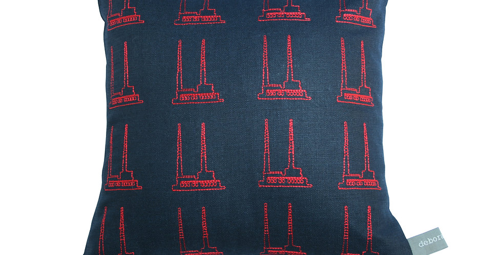 Poolbeg Chimneys Cushion