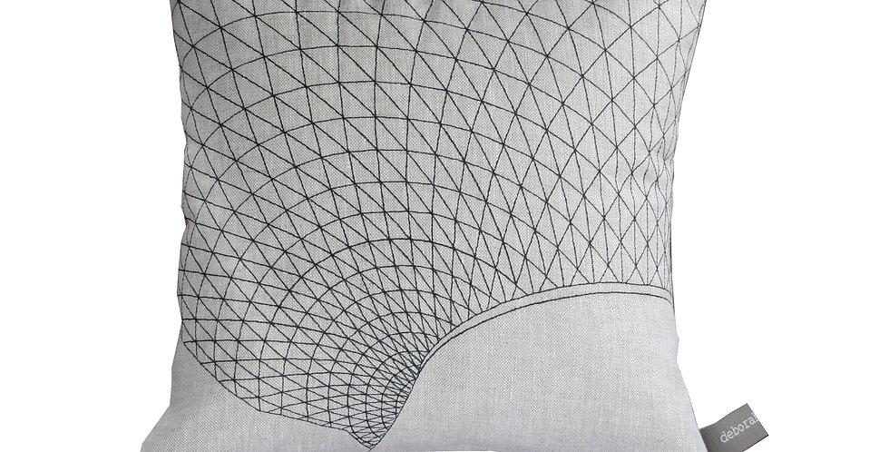 British Museum Cushion