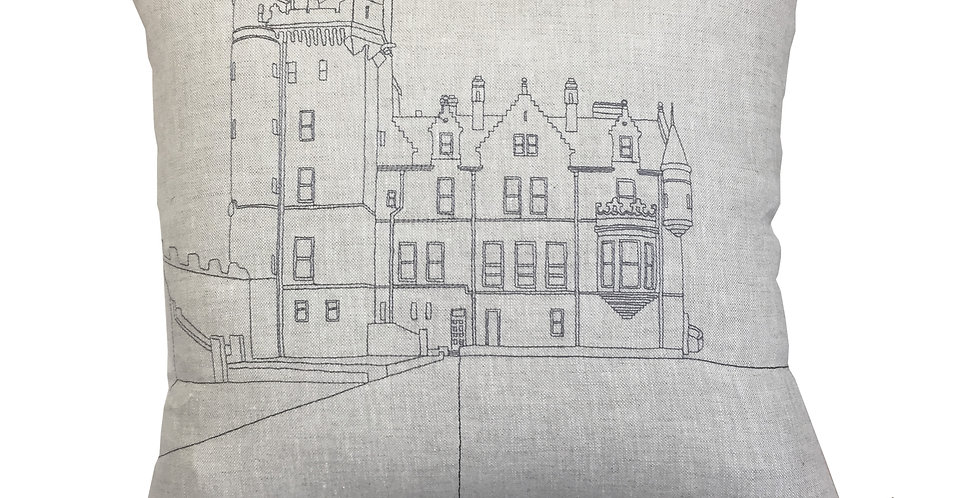 Large Belfast Castle Cushion