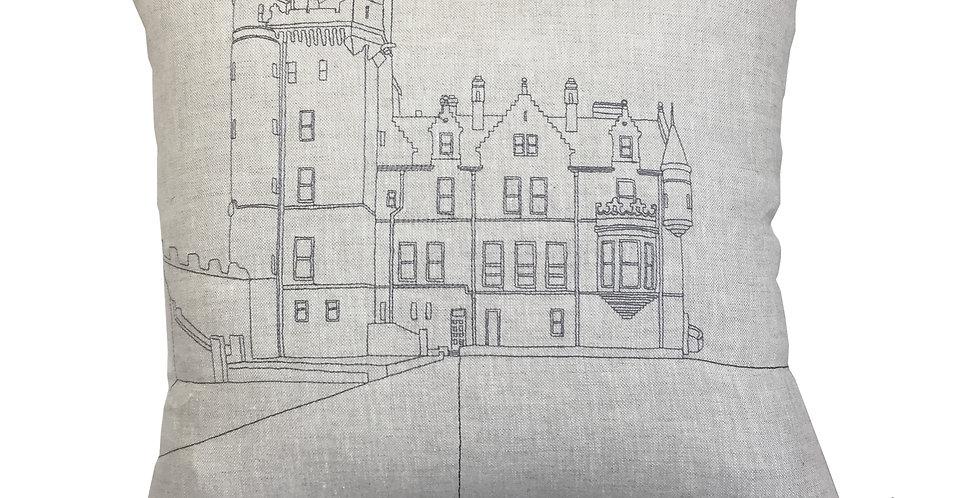 Large Belfast Castle Cushion