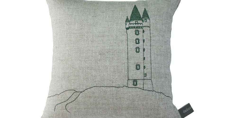 Scrabo Tower Cushion