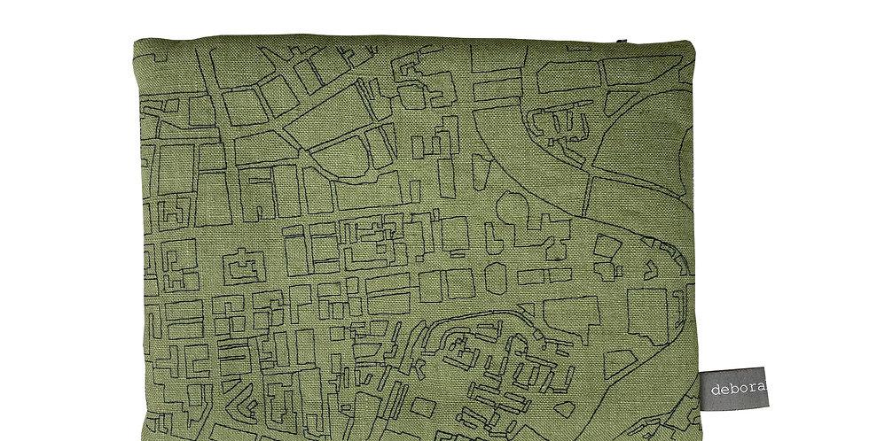 Belfast Map Pouch