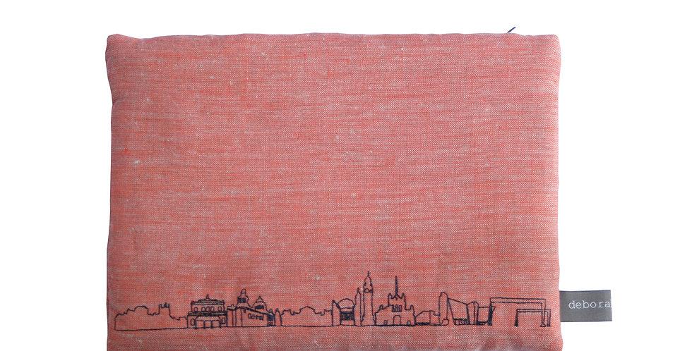 Belfast Skyline Pouch