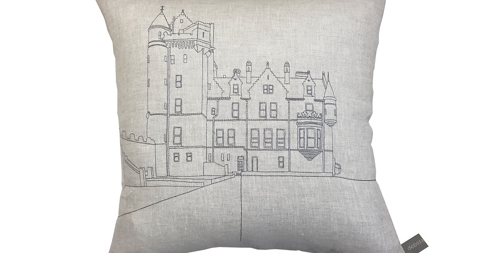 Belfast Castle Cushion