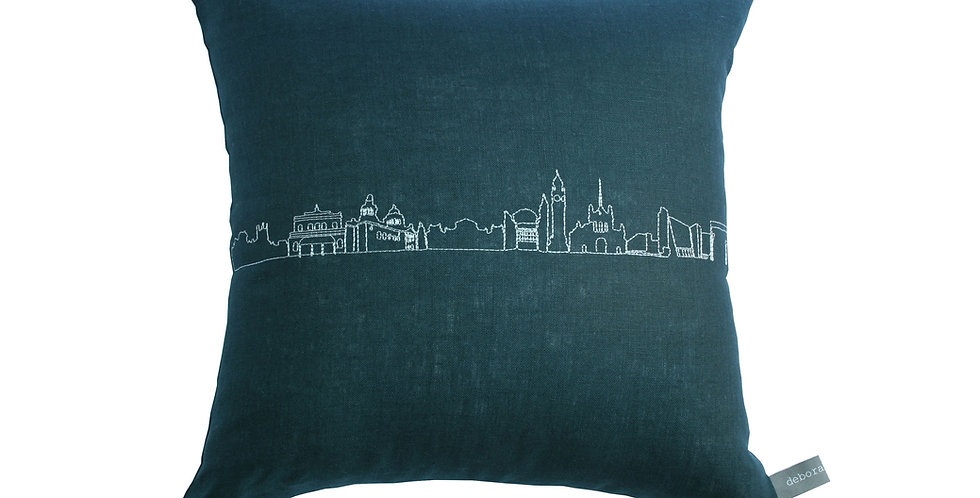 Belfast Skyline Cushion