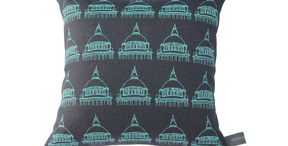 Belfast City Hall Pattern Cushion