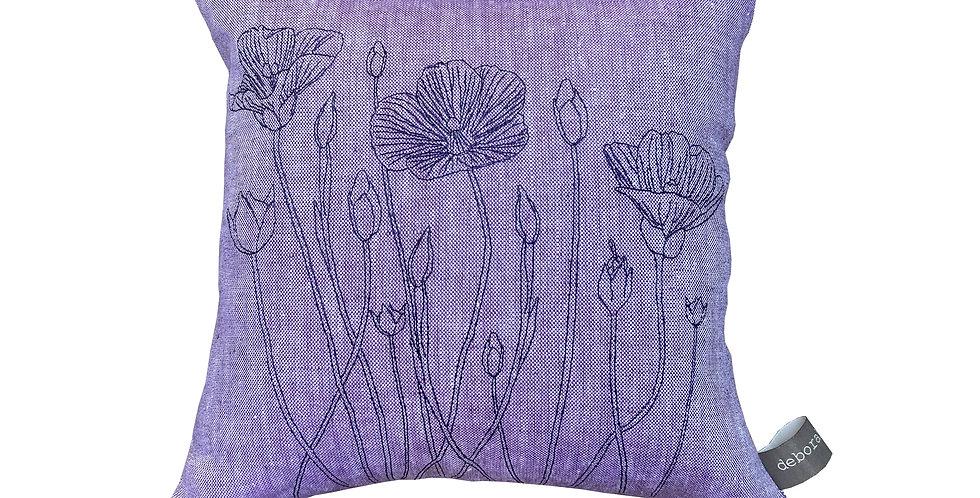 Flax Field Cushion