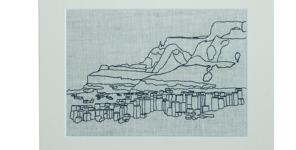 Large Giant's Causeway Mount