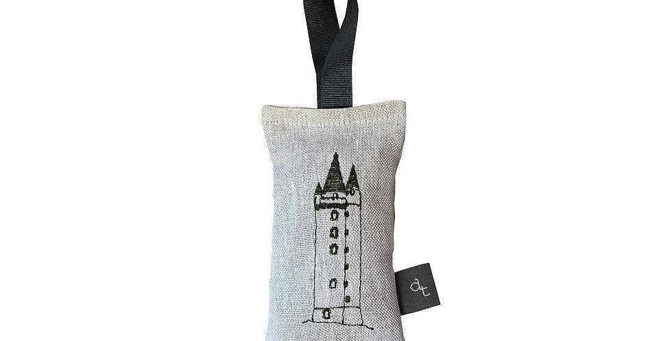 Scrabo Tower Lavender Sachet