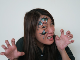 Where to buy face paints for Halloween in Hong Kong