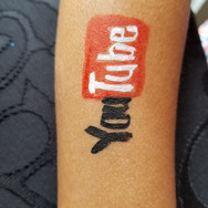 Youtube arm painting