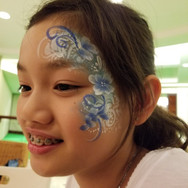Floral Eye Design