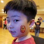 Ninjago Face Paint