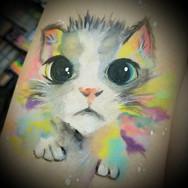 Kitty Cat Facepaint