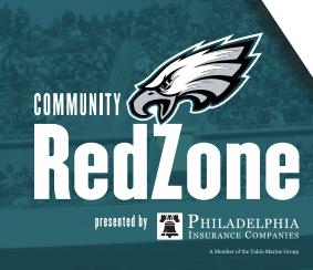 Eagles Community RedZone Honoree