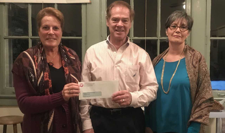 Thank you Church & Dwight for your generous donation!
