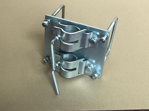 Optitec Double Clamp Bracket – 150mm