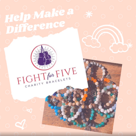 Let's Make a Difference! #fightforfive