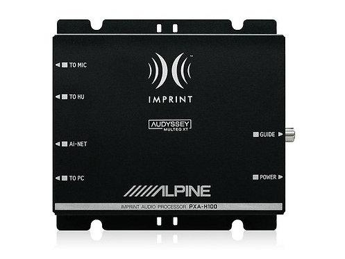 ALPINE PXA H 100 Сигнальный процессор