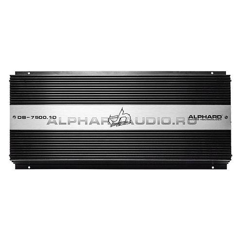 Alphard Deaf Bonce DB-7500.1D