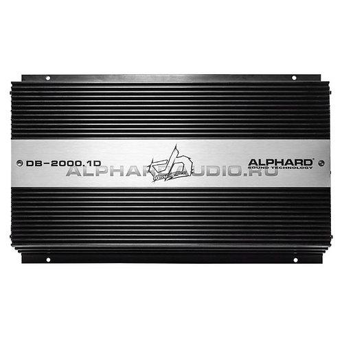 Alphard Deaf Bonce DB-2000.1D