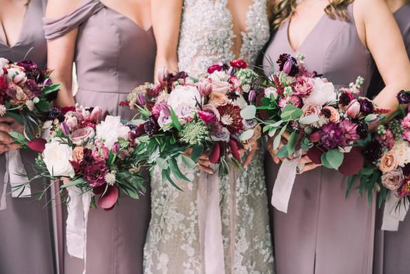 BridesmaidsBouquets