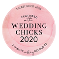 Wedding Chicks Featured Badge