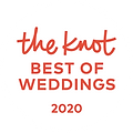Best of Weddings on the Knot 2020 Badge