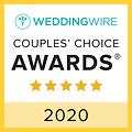 2020 Wedding Wire Couple Choice Awards