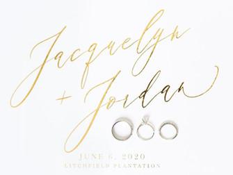 Jacquelyn + Jordan | 6.6.20