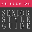 Senior Style Guide Feature Badge