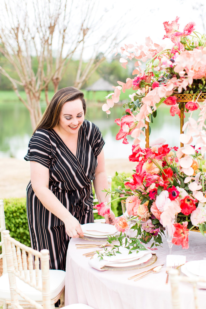 Ashley Newkirk of Ash Events