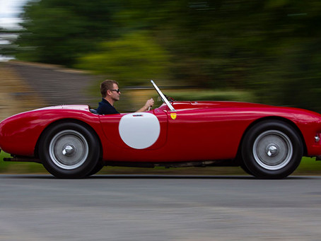 THE AC ACE – THE BRITISH SPORTSCAR THAT INSPIRED AN AMERICAN ICON