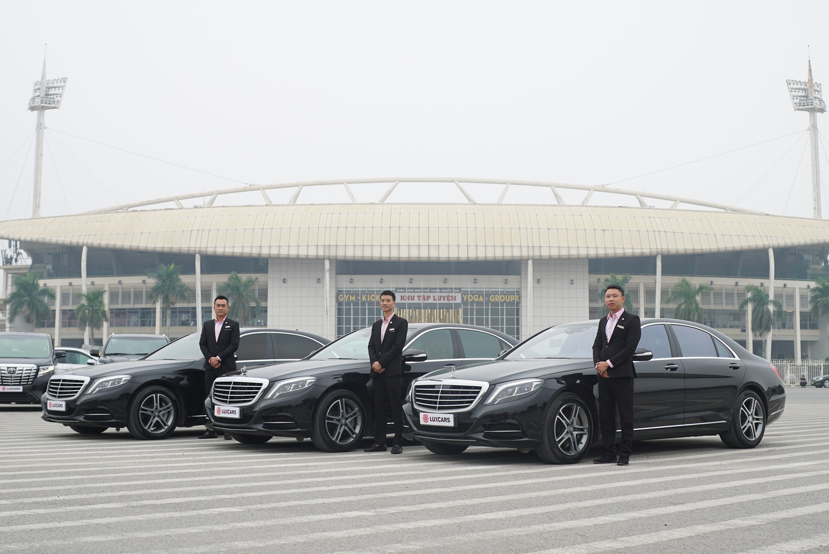 LUXCARS