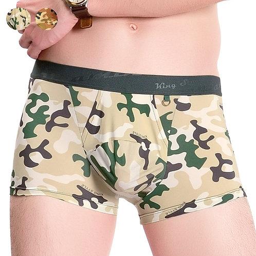 Series B- Camouflage Boxer Brief
